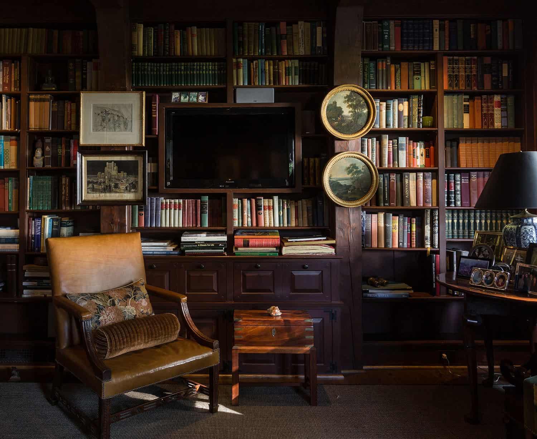contemporary-home-library