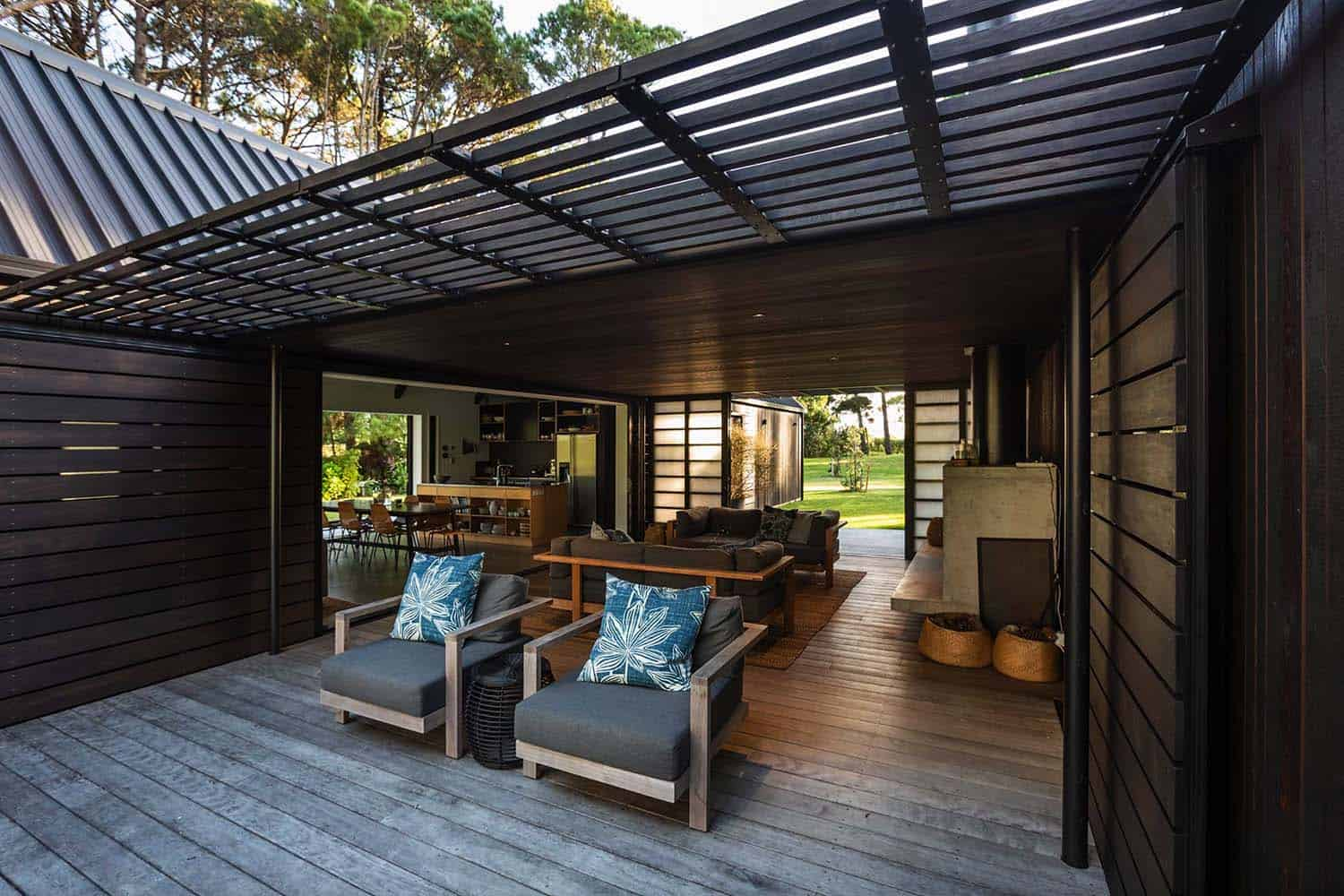 contemporary-cabin-covered-patio