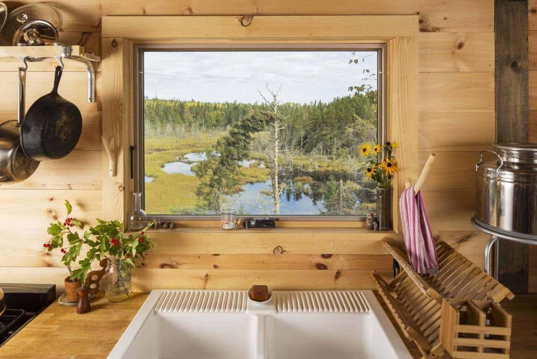 small-cabin-kitchen-sink