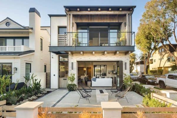 featured posts image for Fabulous Beach House With Zen Inspired Interiors In Corona Del Mar