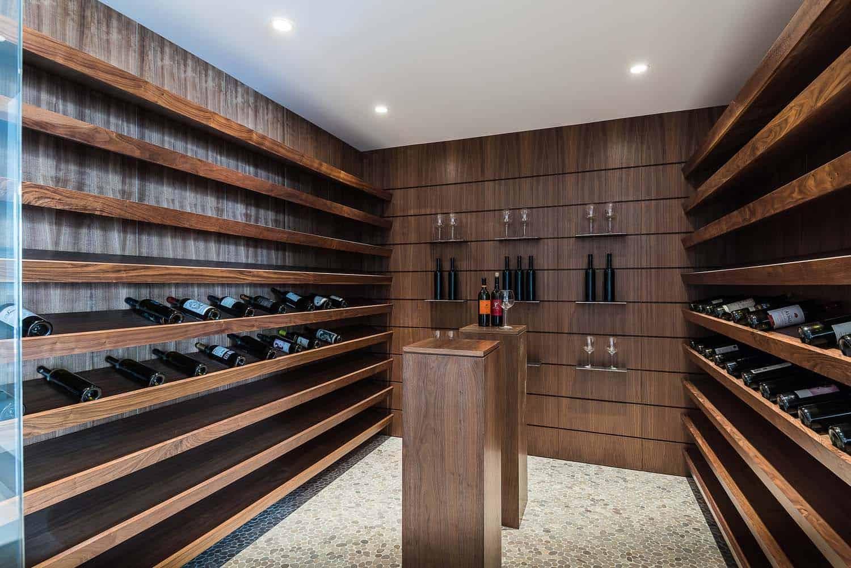modern-wine cellar