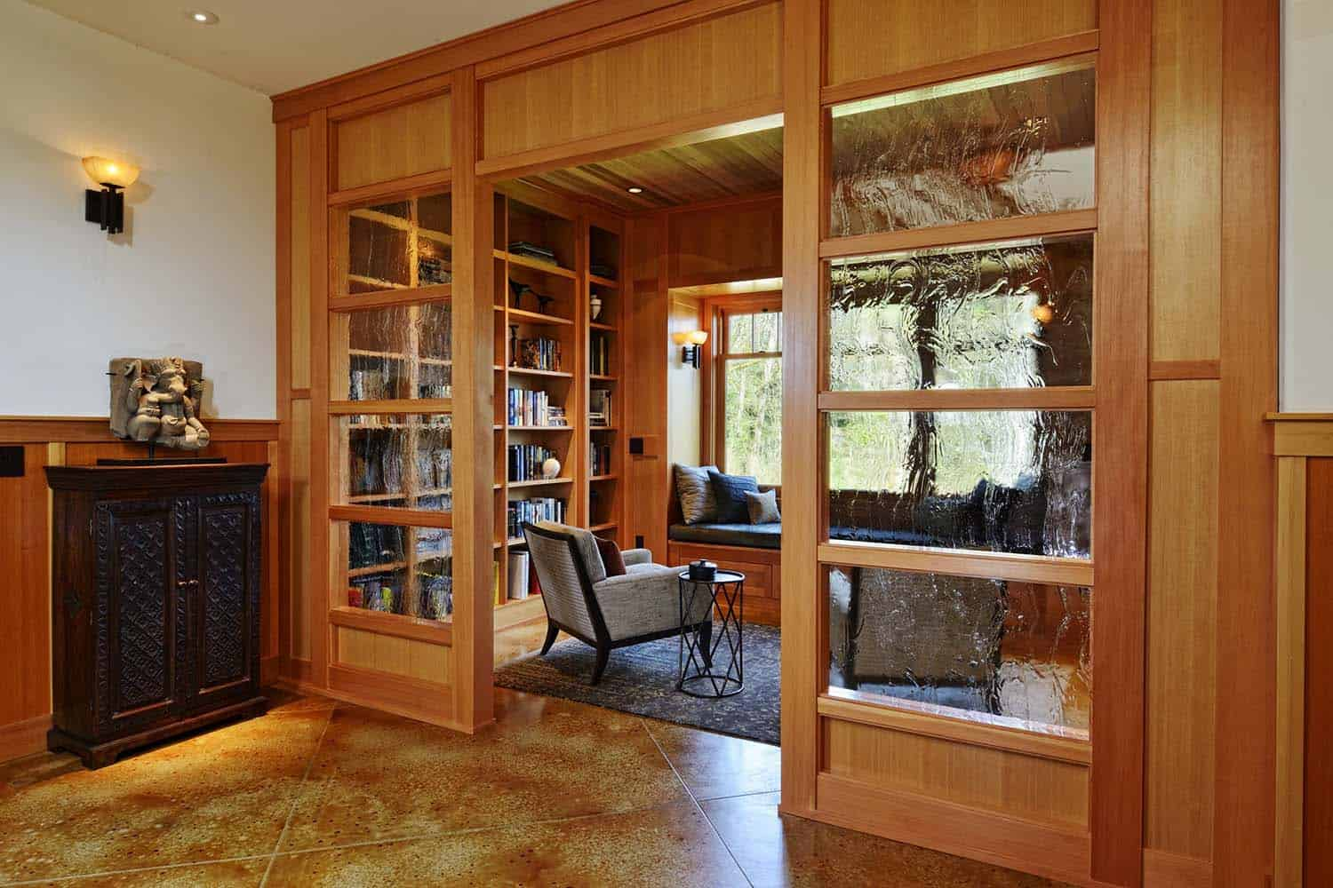 rustic-home-library