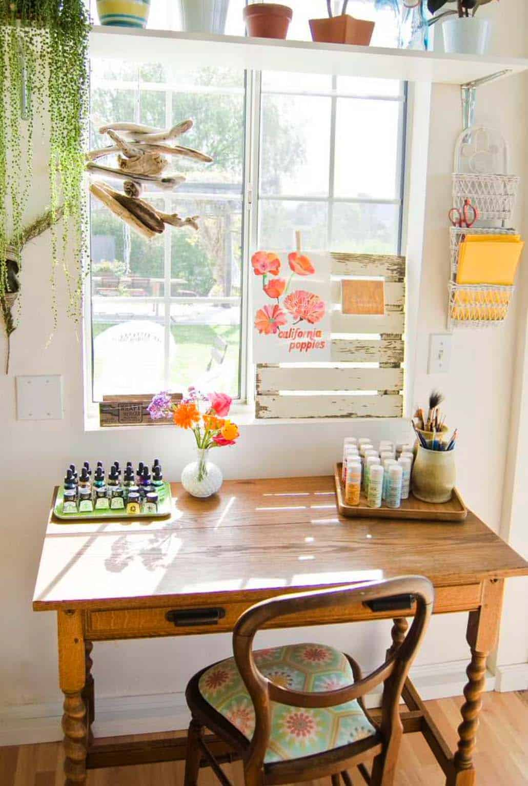 25 small and creative home office design ideas to inspire