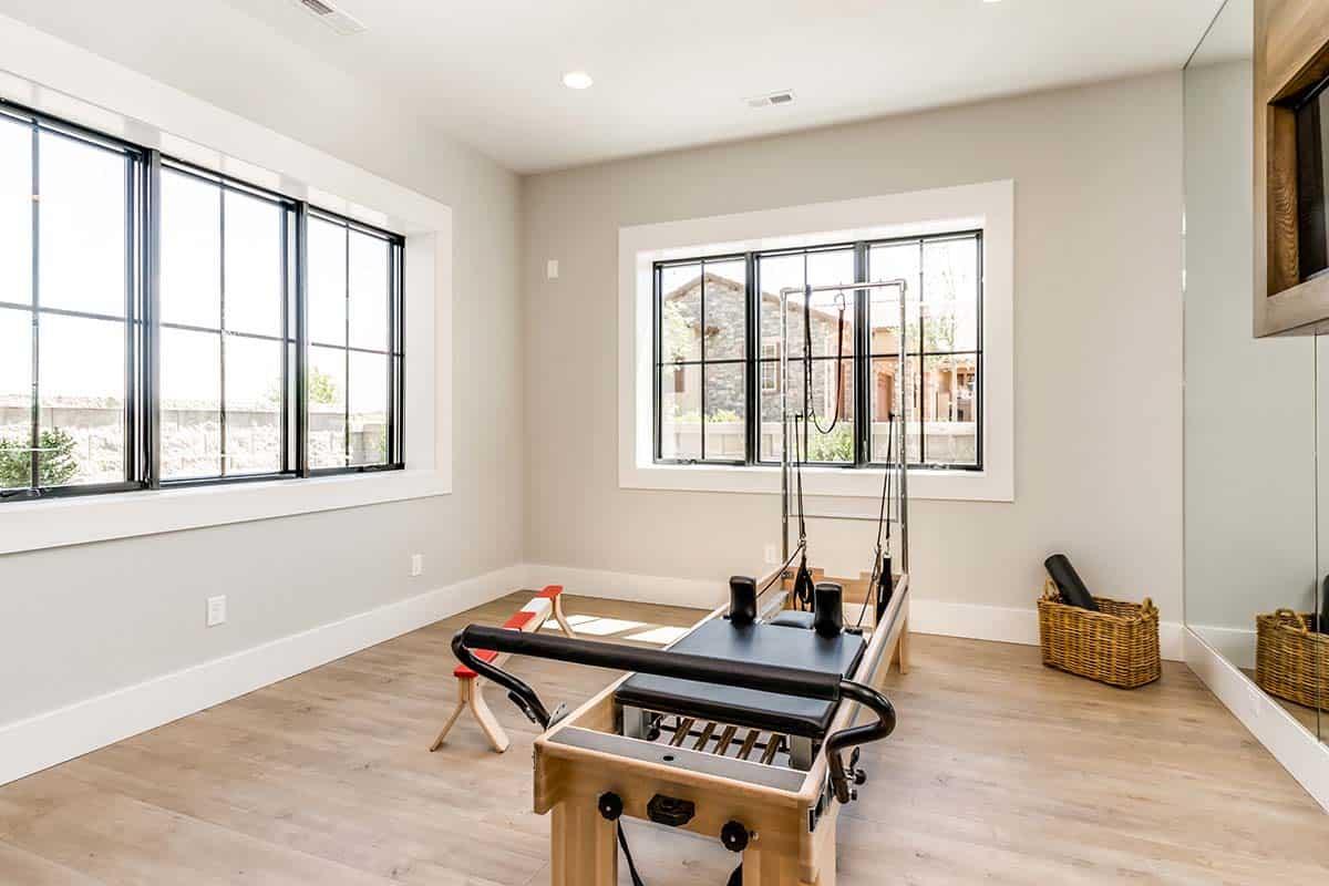 urban-farmhouse-basement-pilates-studio