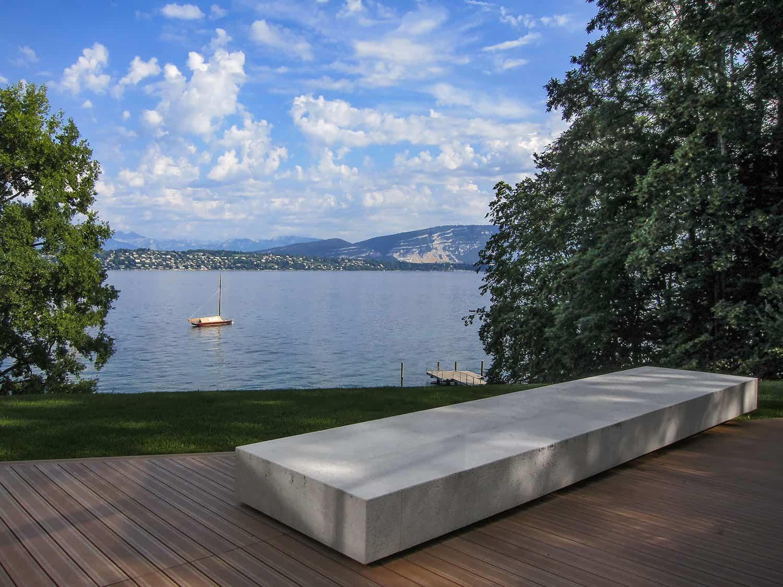contemporary-lake-house-deck
