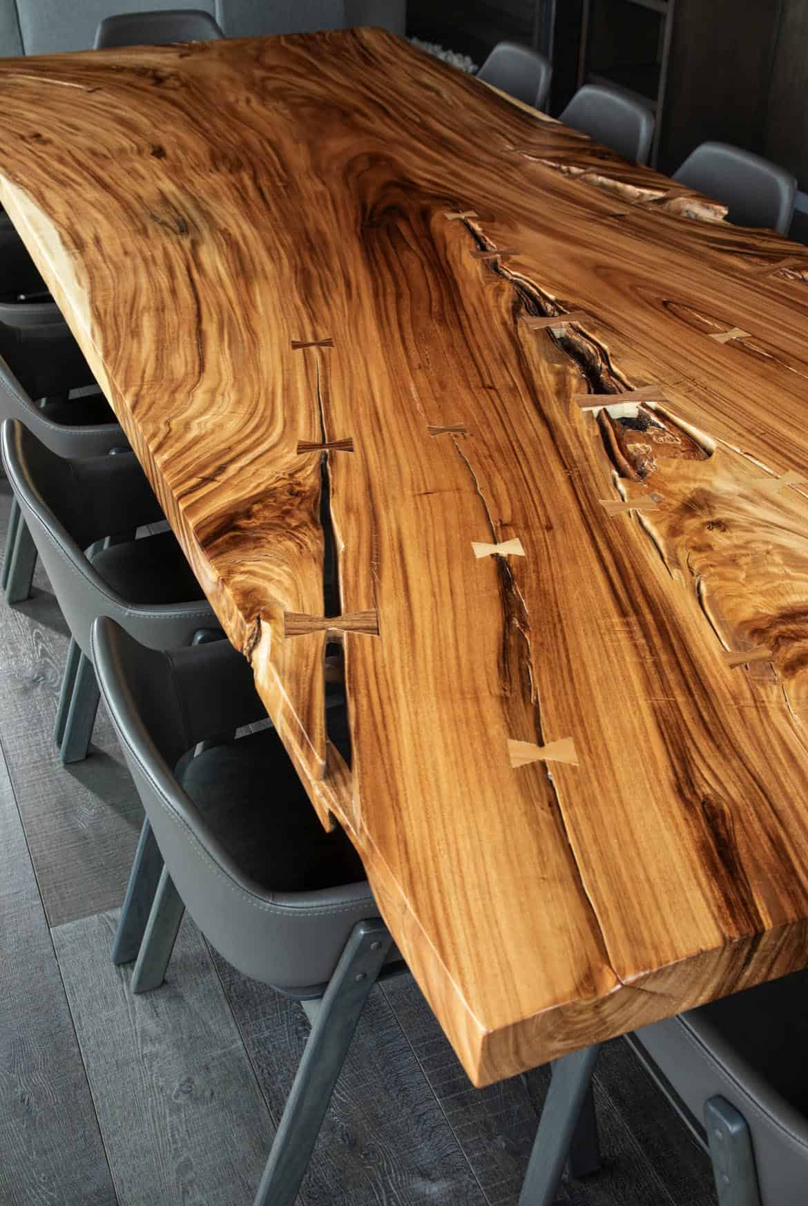 modern-mountain-dining-room-table-detail