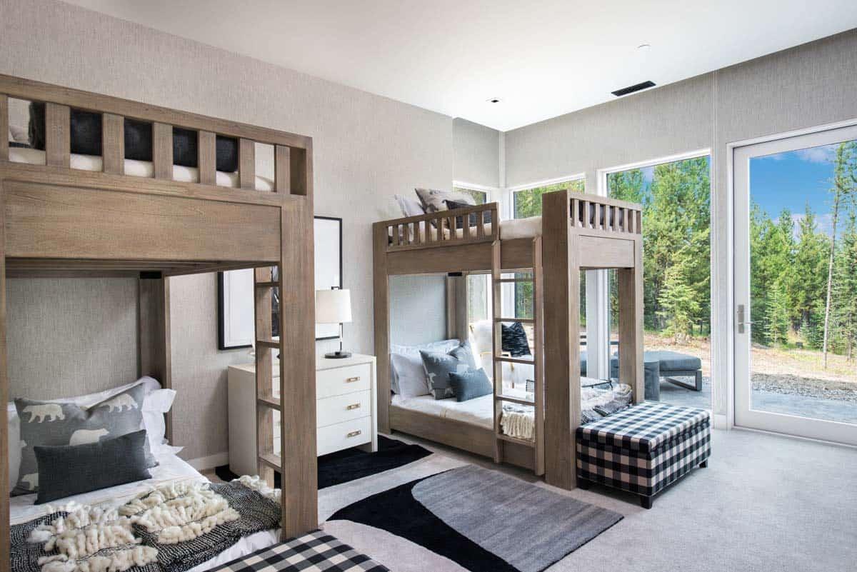mountain-modern-bunk-bedroom