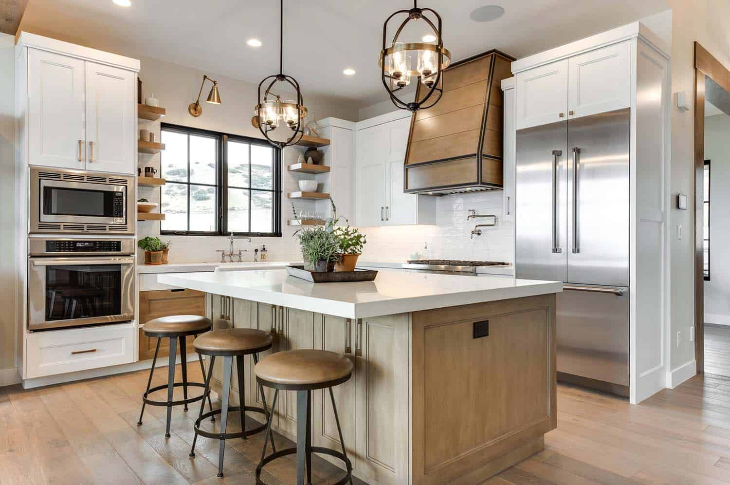 modern-farmhouse-model-home-kitchen