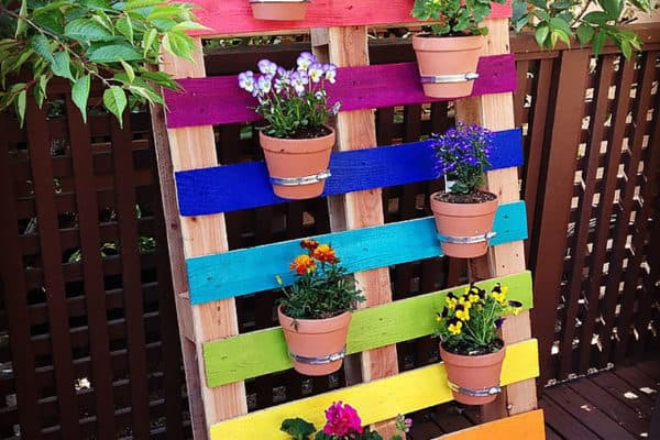 featured posts image for 21 Spectacular Recycled Wood Pallet Garden Ideas To DIY