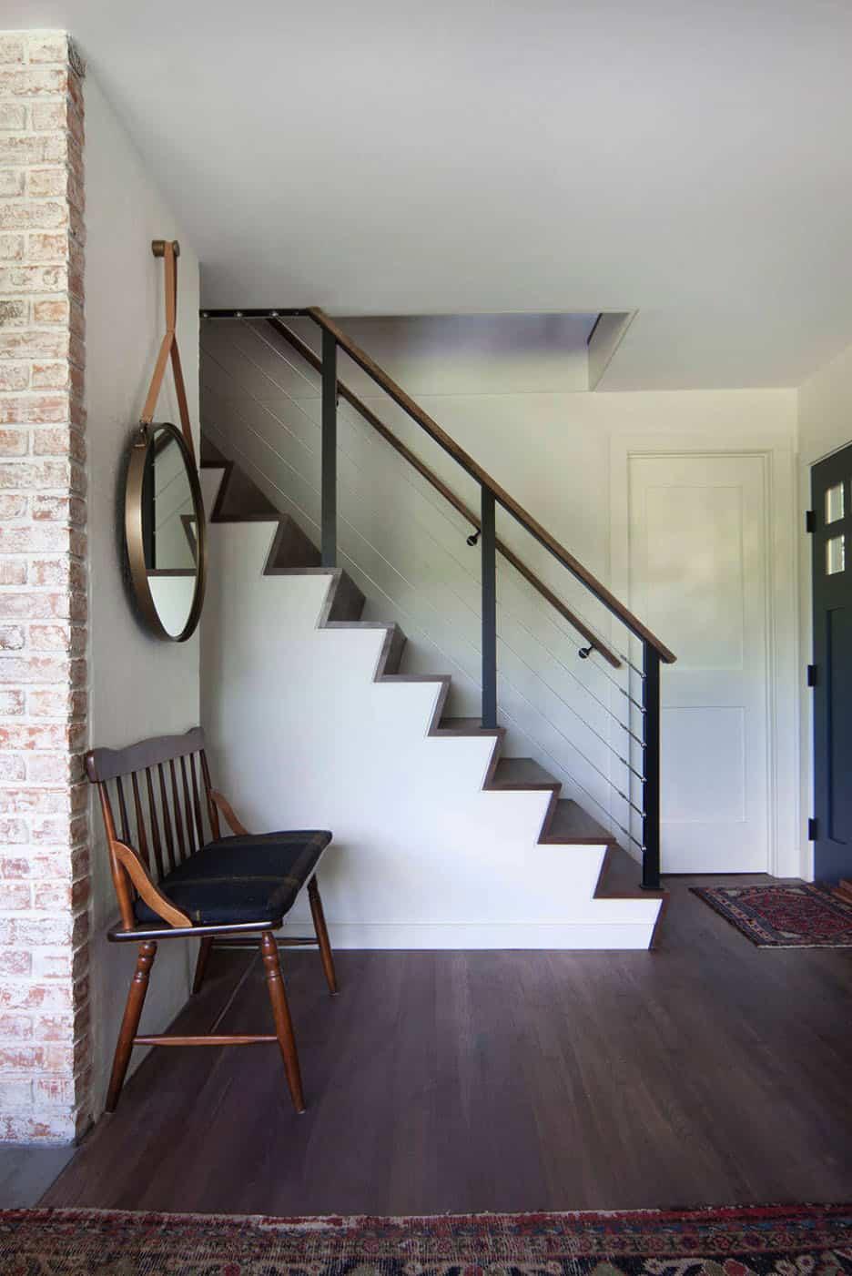 mid-century-modern-staircase