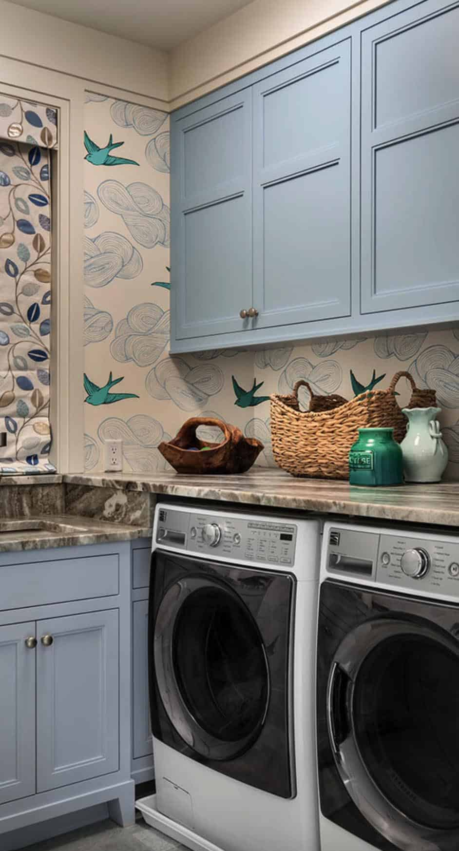 new-england-hideaway-beach-style-laundry-room