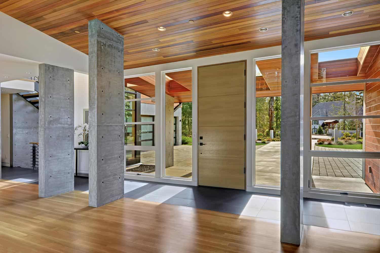 contemporary-pavilion-house-entry