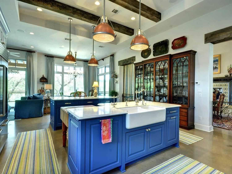 eclectic-farmhouse-kitchen