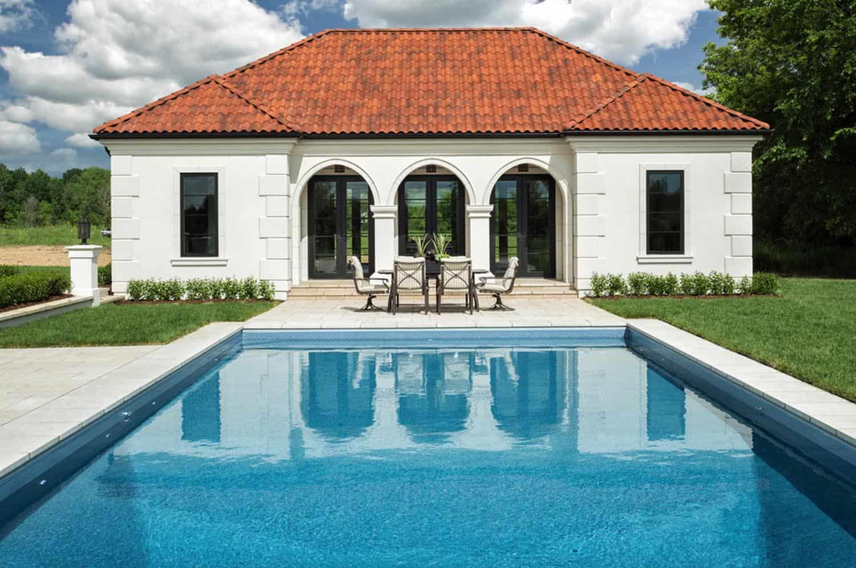modern-mediterranean-home-exterior-pool