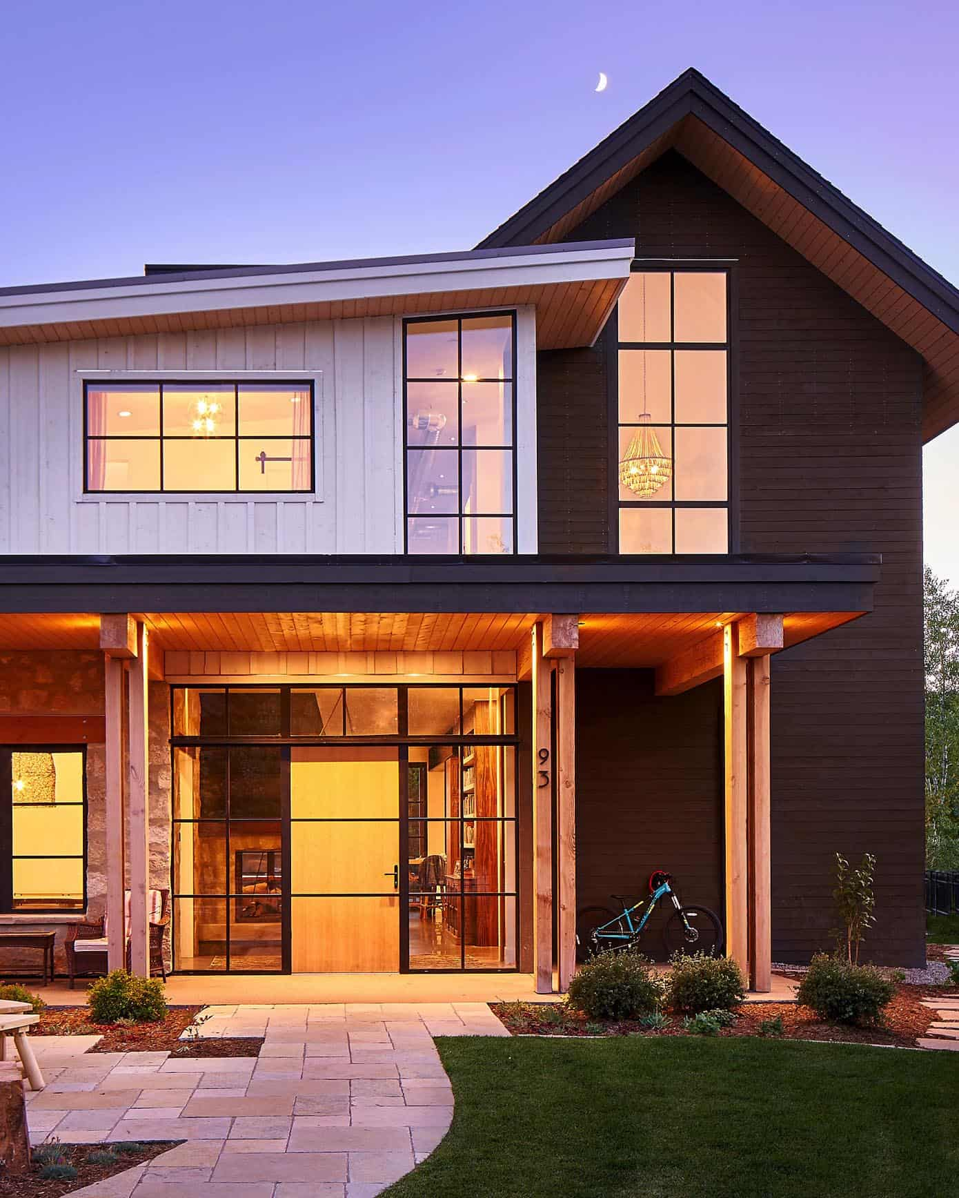 modern-industrial-farmhouse-exterior