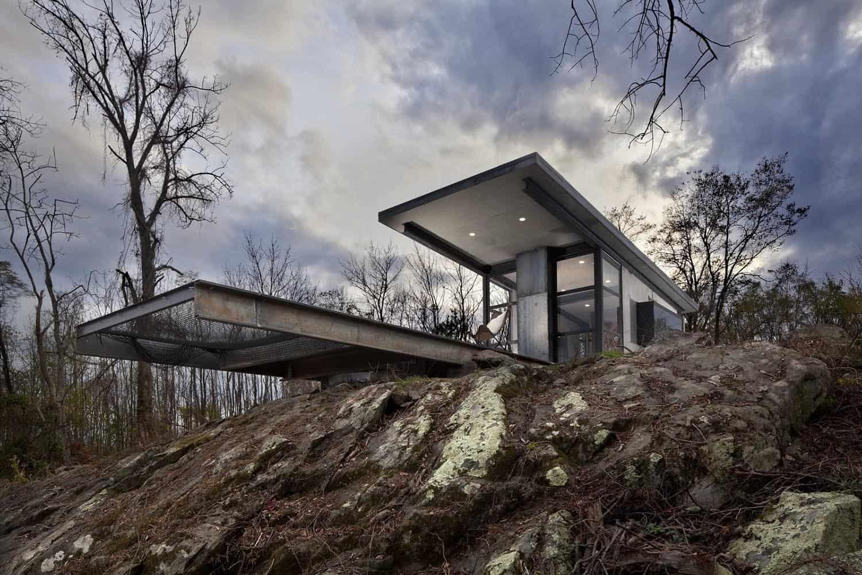 concrete-cabin-exterior