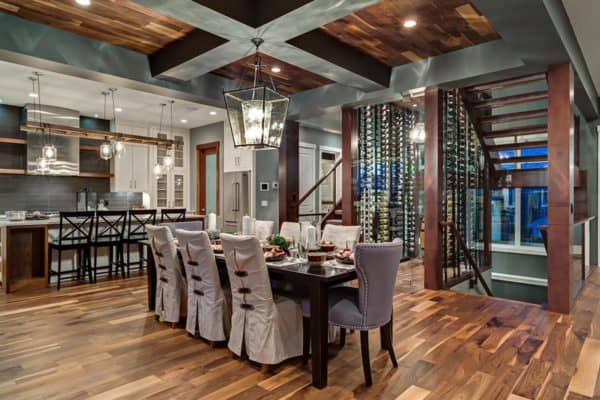 featured posts image for Contemporary meets rustic in this inspiring showcase home in Calgary