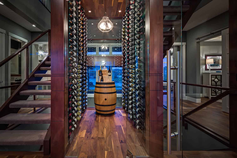 transitional-wine-cellar