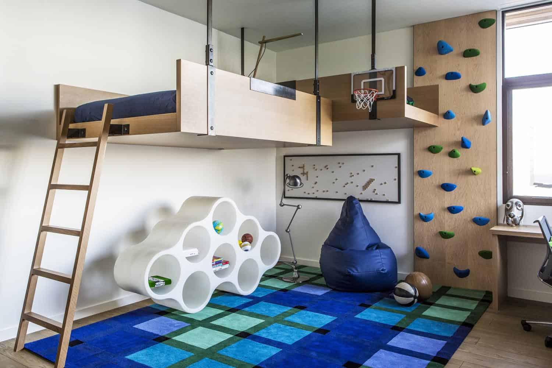 contemporary-kids-bedroom