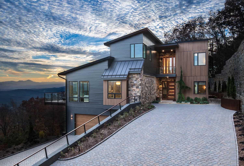 mountain-contemporary-home-exterior