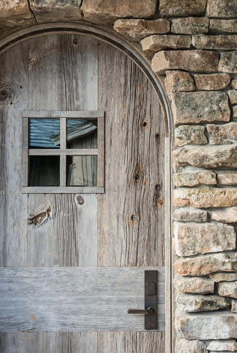 rustic-contemporary-entry