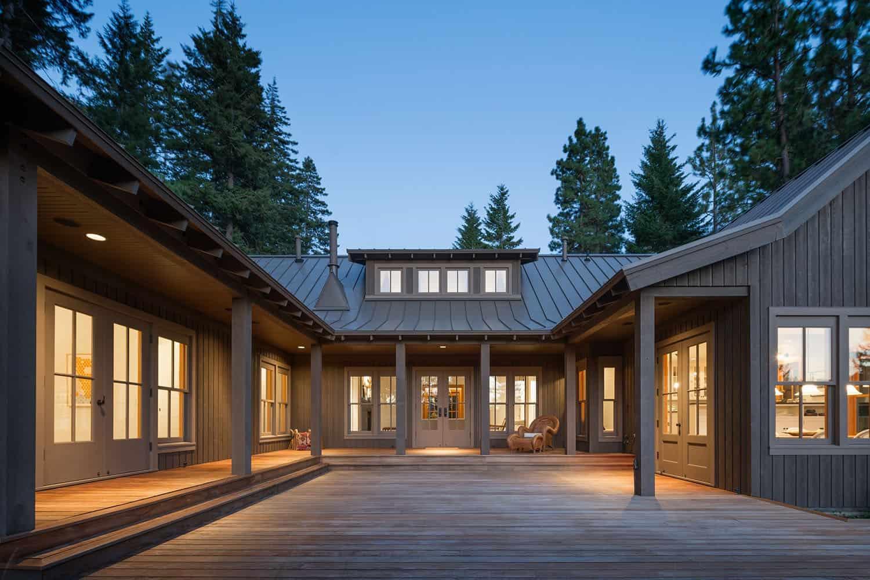 Peaceful weekend retreat in the beauty of Washington?s Cascade Range