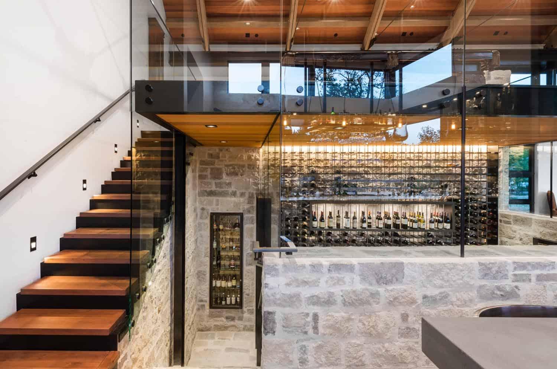 contemporary-wine-cellar