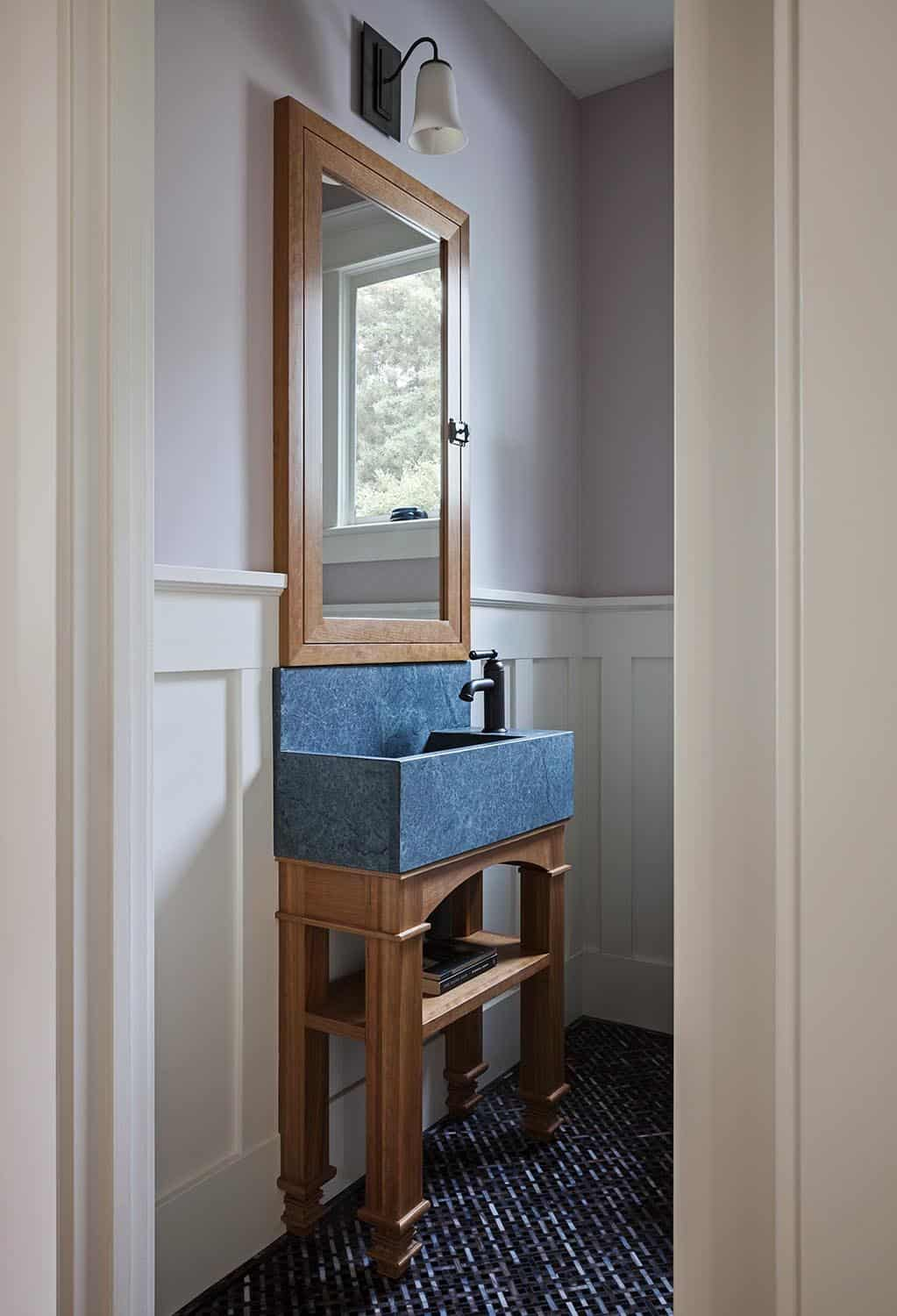craftsman-powder-room
