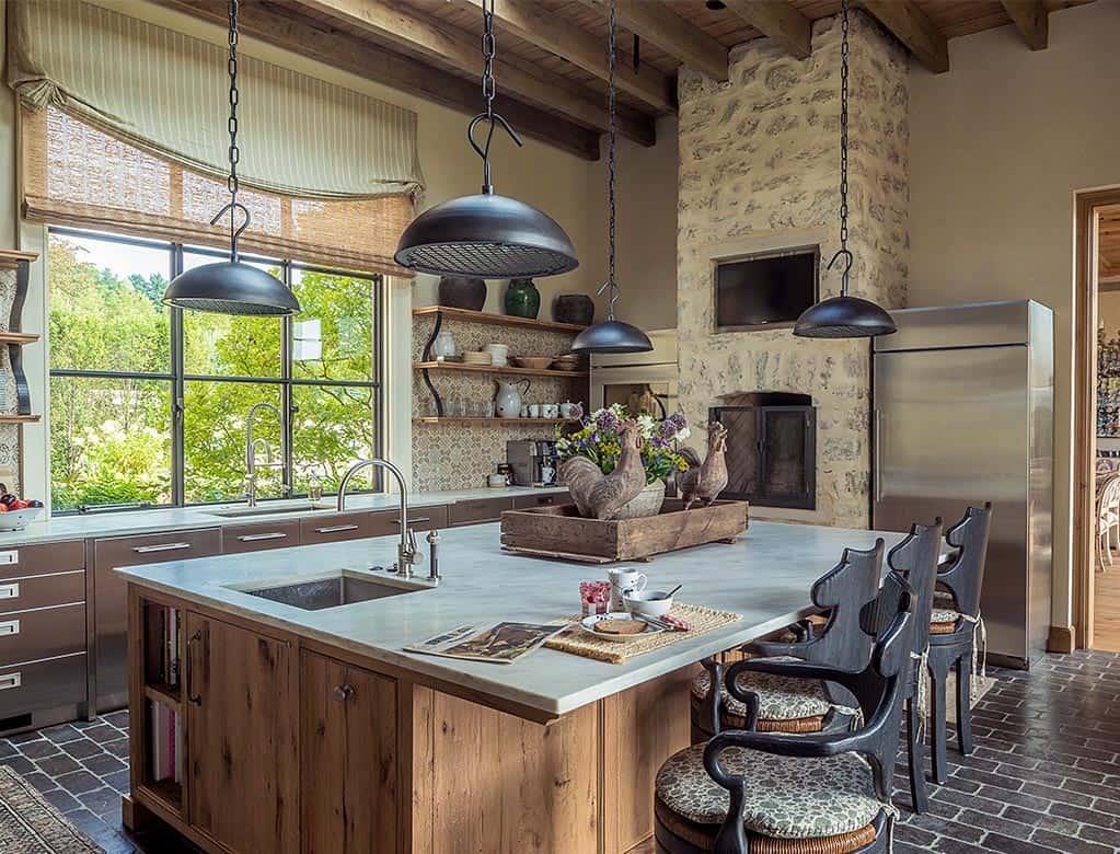 farmhouse-modern-kitchen
