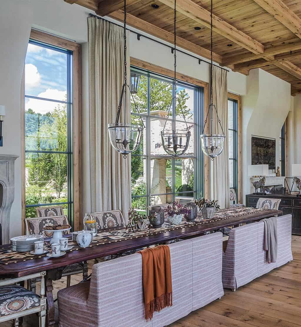 farmhouse-modern-dining-room
