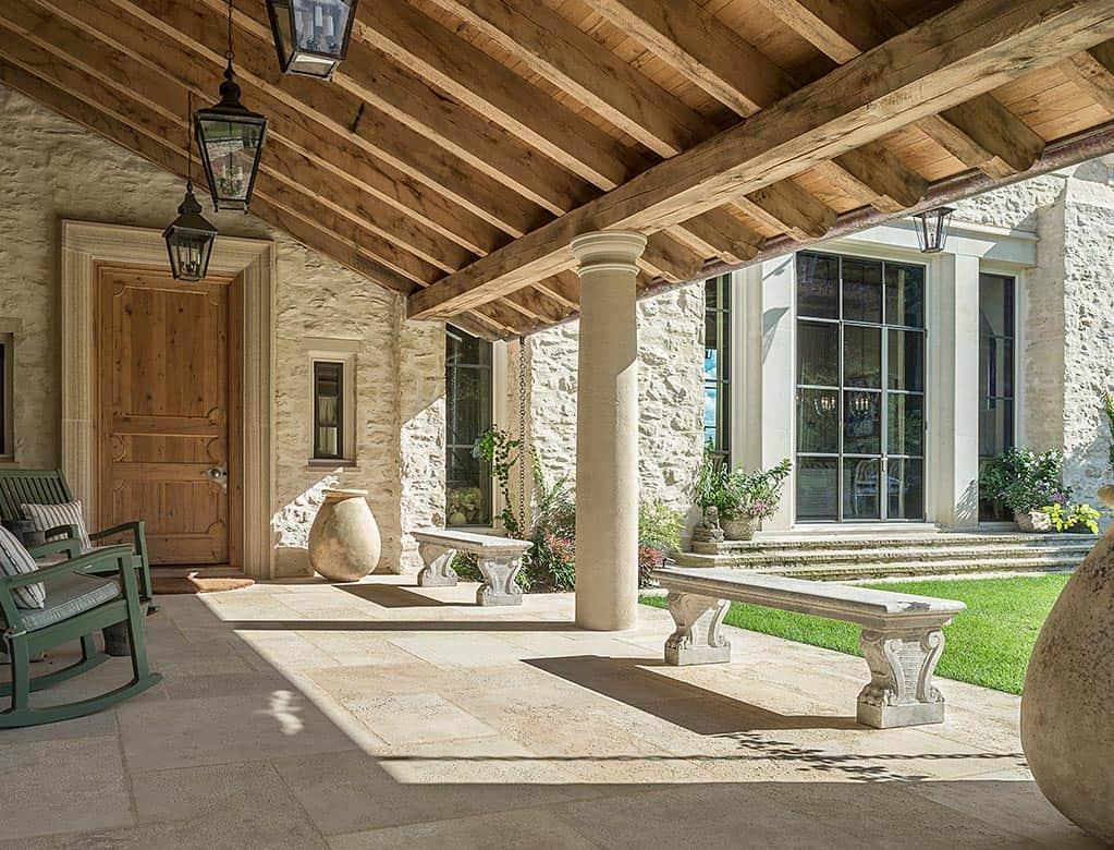 farmhouse-modern-front-porch