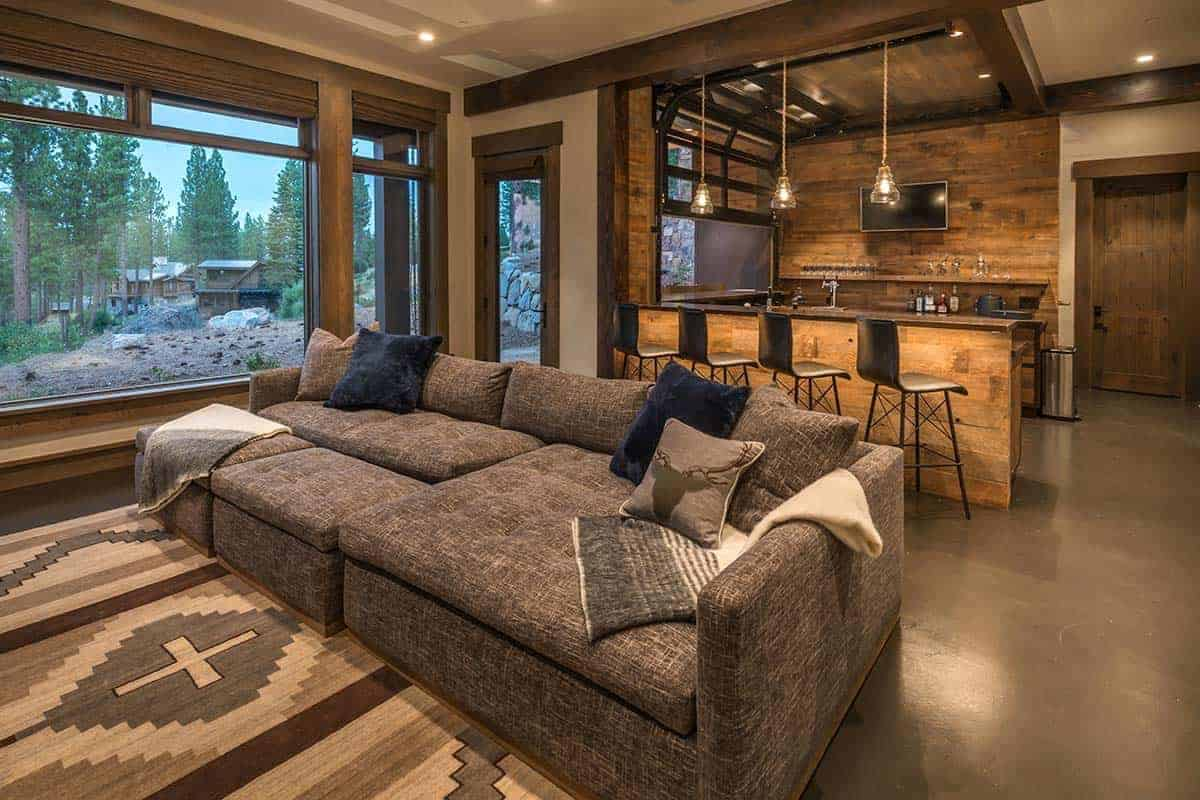 mountain-style-modern-rustic-family-room-bar