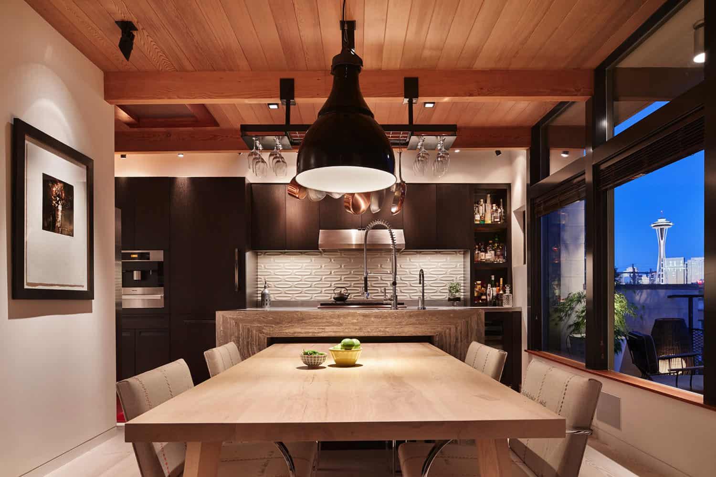 condo-contemporary-dining-room