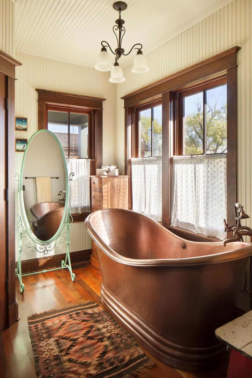 rustic-bathroom-tub