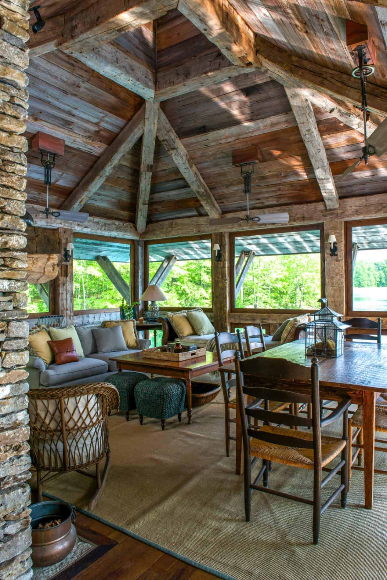 rustic-sunroom