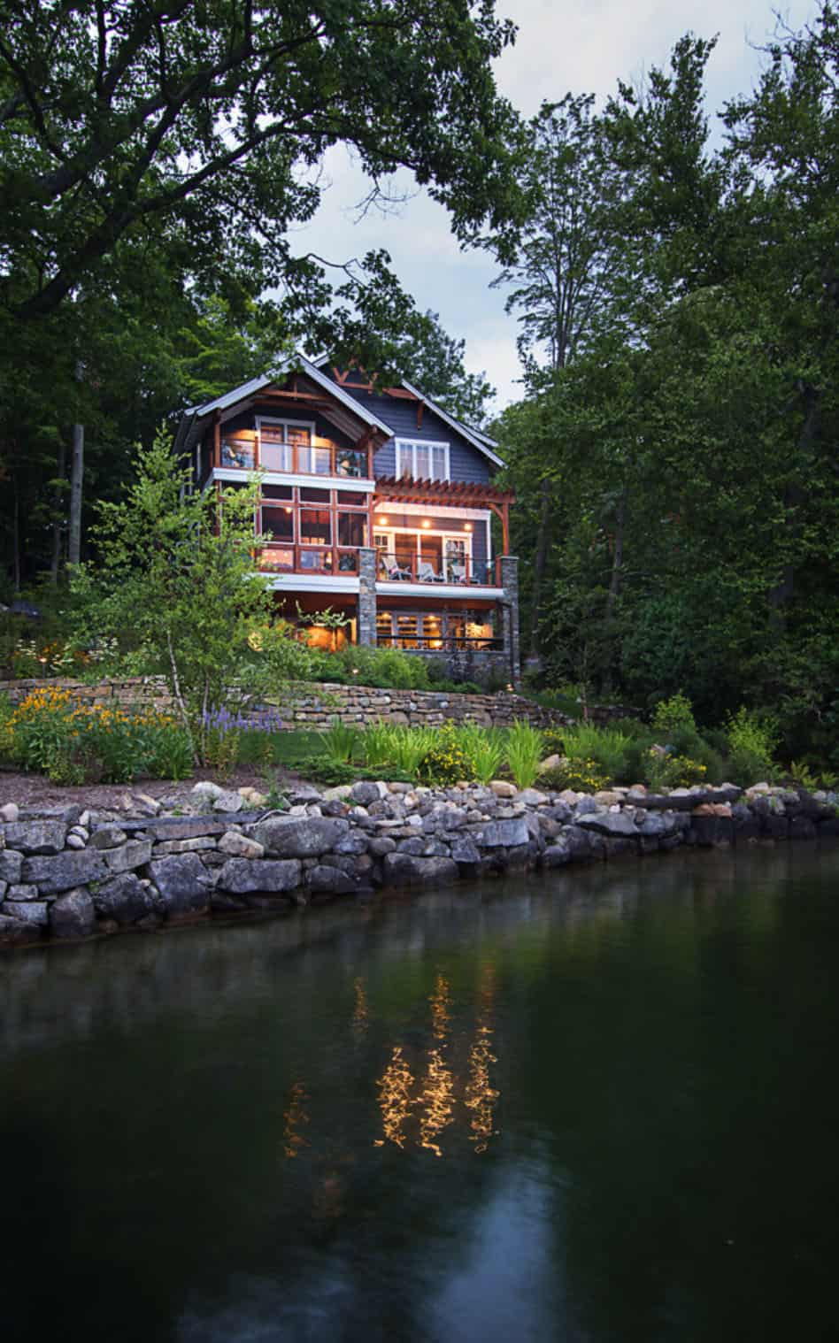 rustic-lake-house-exterior