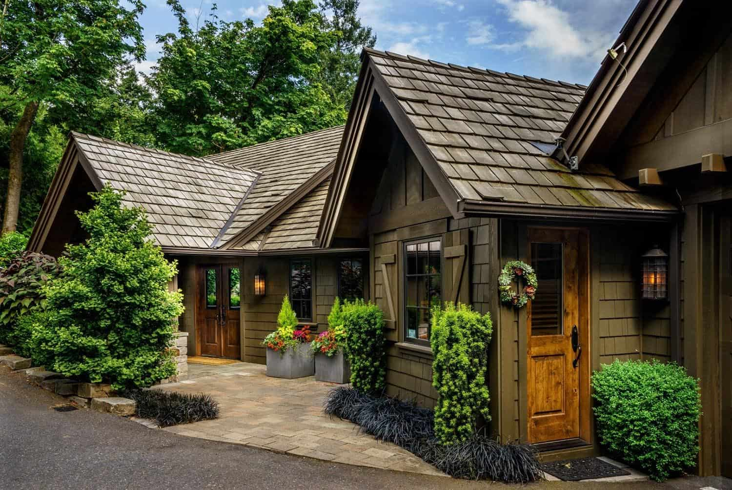 Contemporary craftsman home gets beautifully inspiring makeover in Portland