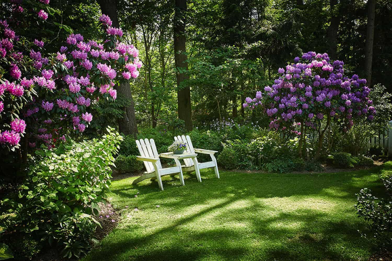 traditional-exterior-garden
