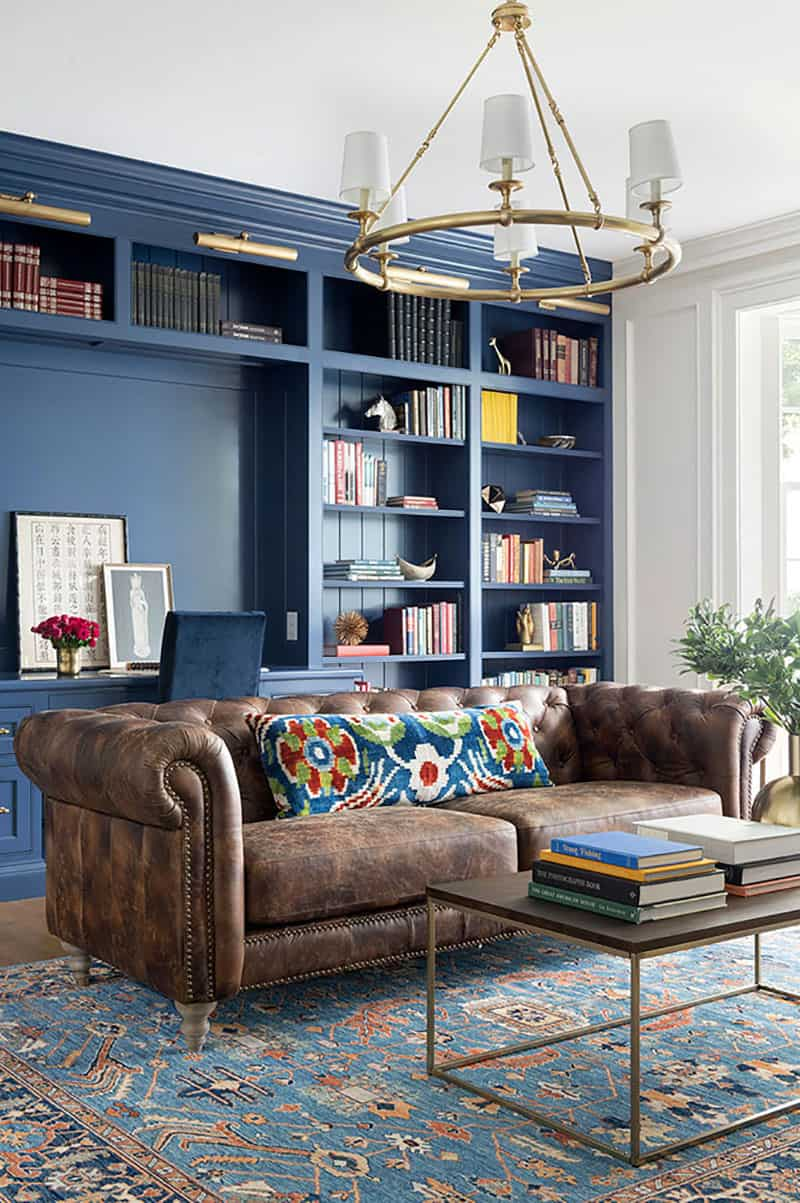 beach-style-home-office-library