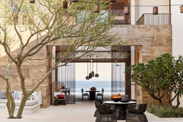featured posts image for Concrete seaside retreat embraces indoor-outdoor living in Baja, Mexico
