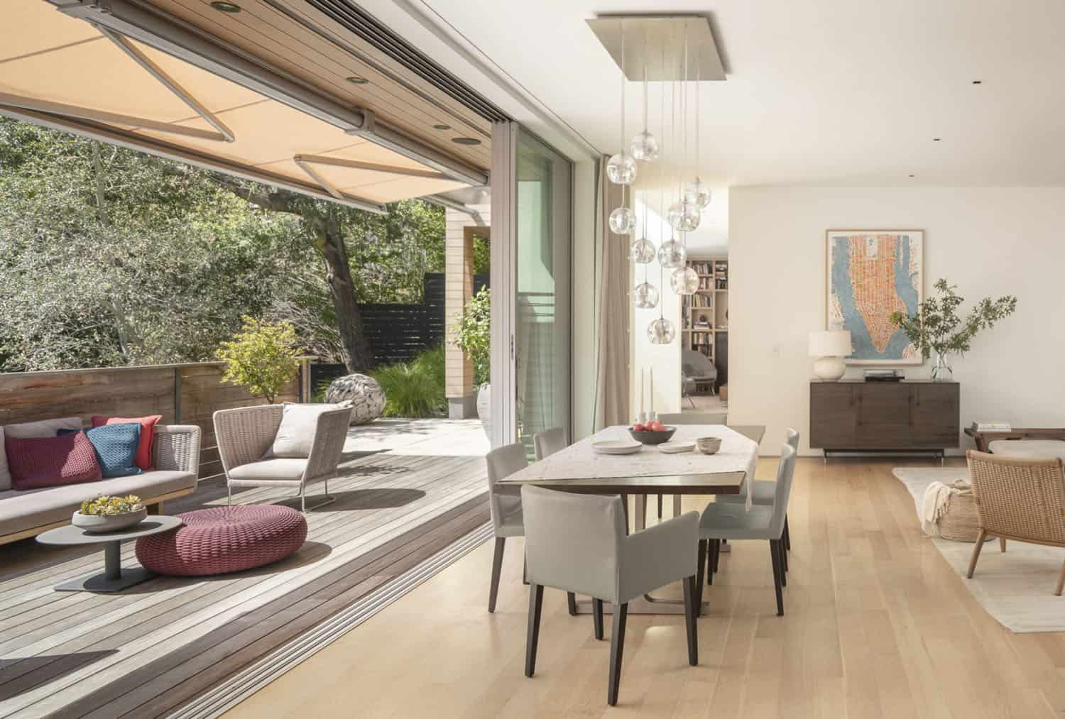 Stunning home remodel embraces indoor/outdoor California lifestyle