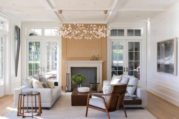 featured posts image for Georgian style home gets stylish renovation with views of Lake Washington