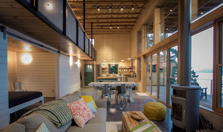 cabin-industrial-living-room