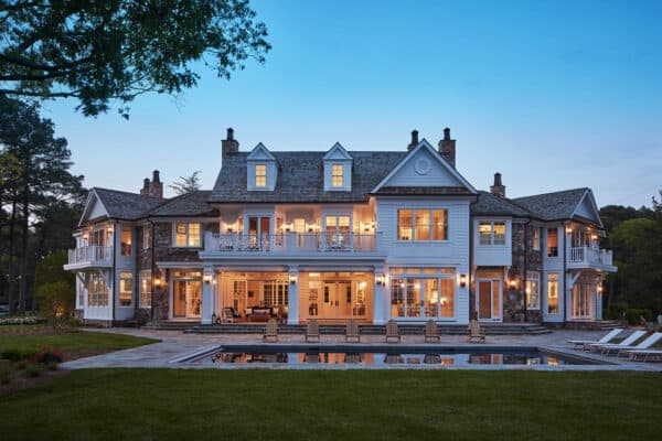 featured posts image for This elegant waterfront residence in Maryland will leave you speechless