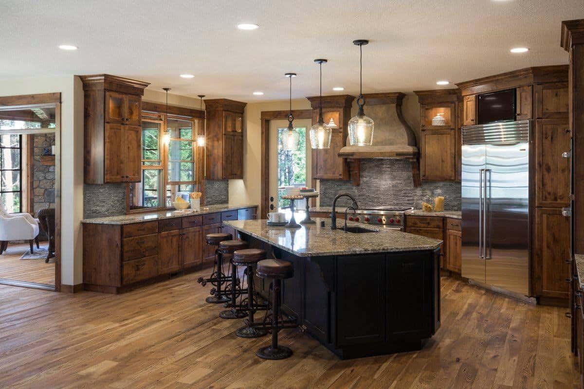 organic-mountain-style-kitchen