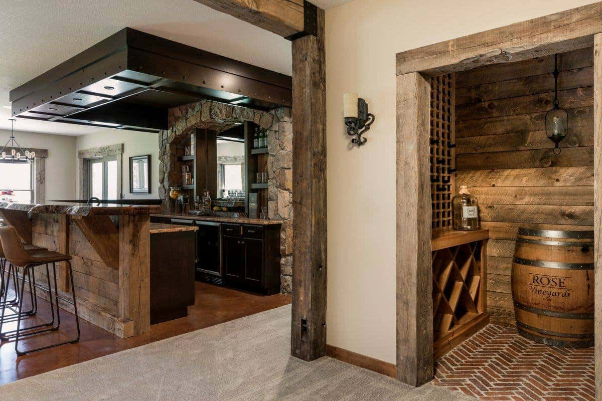 rustic-wine-cellar-home-bar