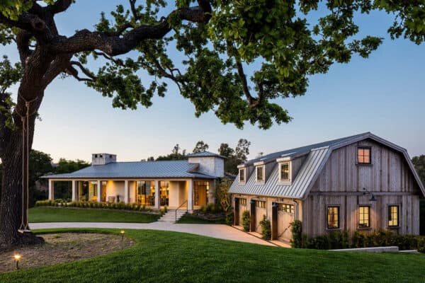 featured posts image for Breathtaking Santa Barbara country style home in Santa Ynez Valley