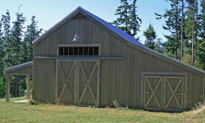 family-cabin-barn-exterior