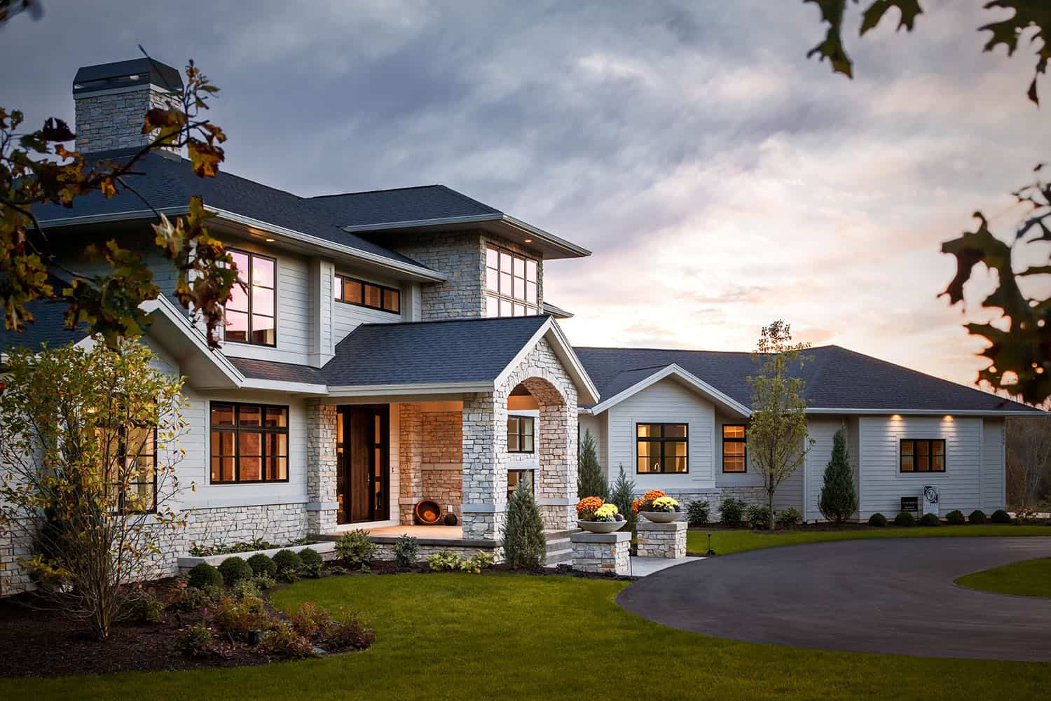 transitional-home-exterior