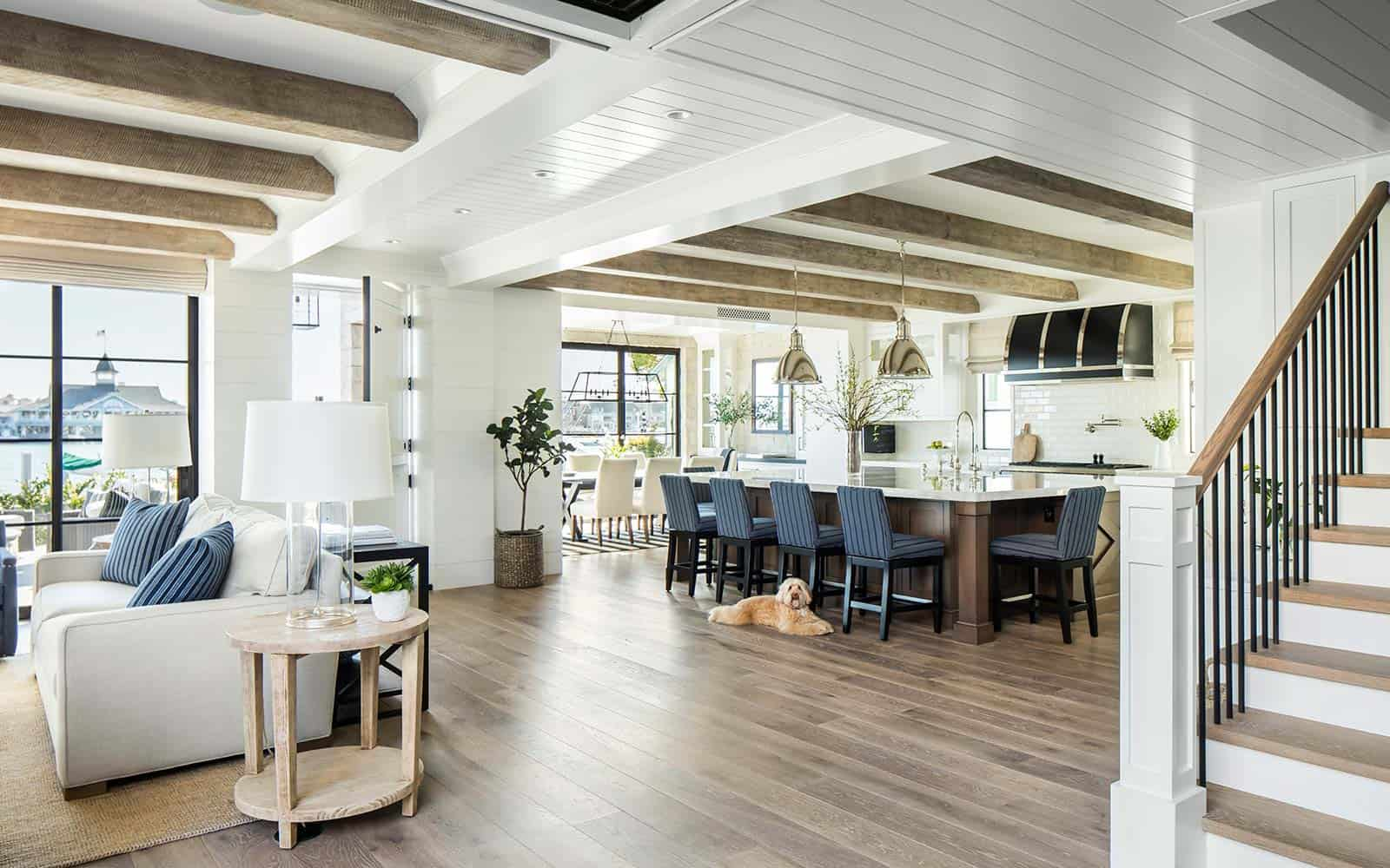 transitional-style-great-room